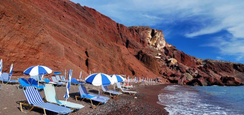 Παραλίες Σαντορίνης